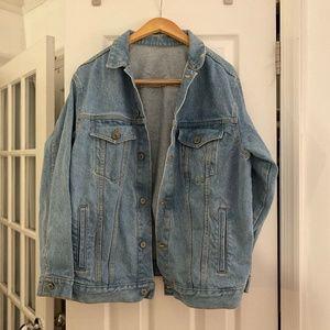 Brandy Melville Oversize Jean Jacket